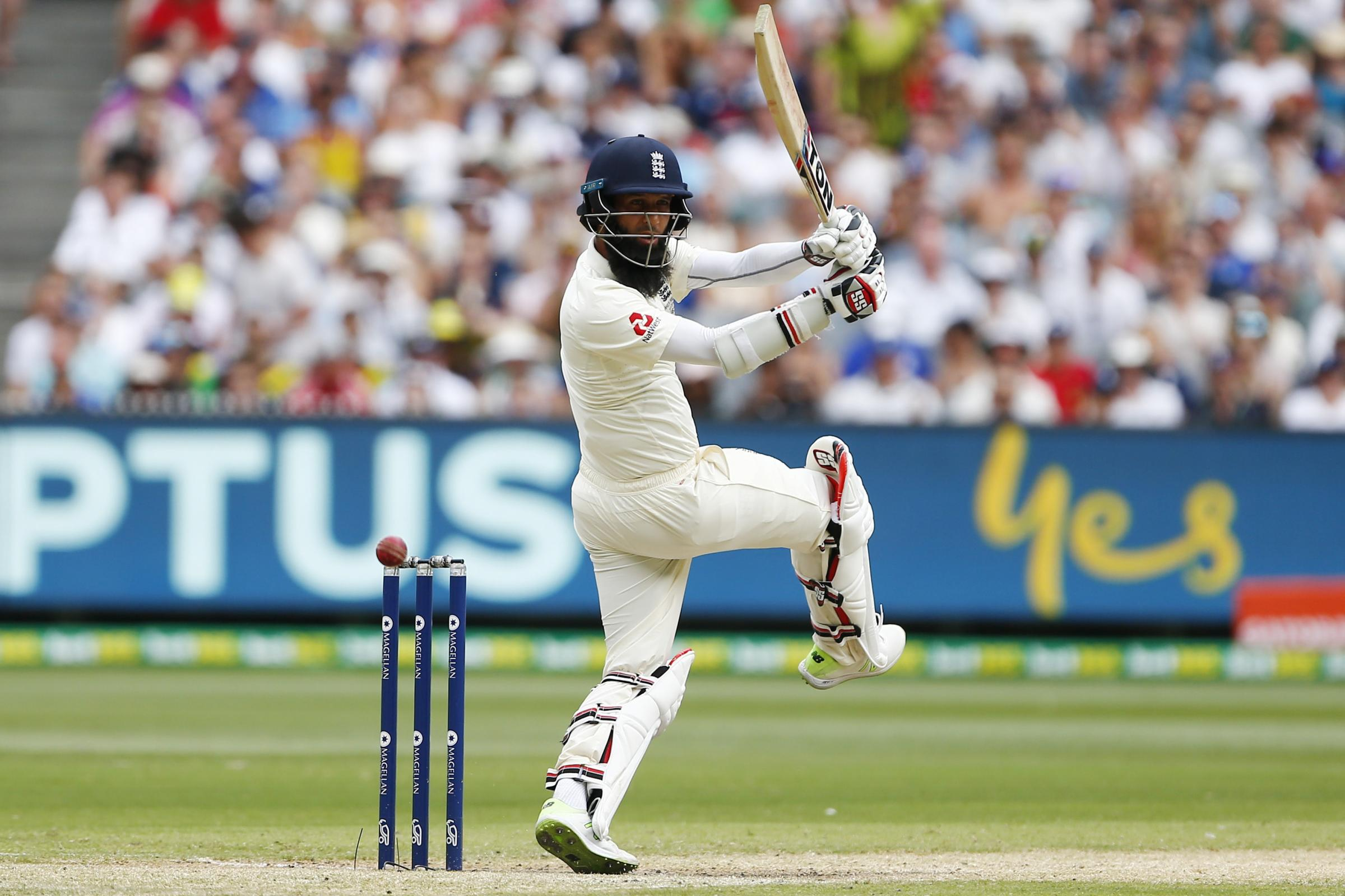 Moeen Ali turned in a Test-class showing against Yorkshire.