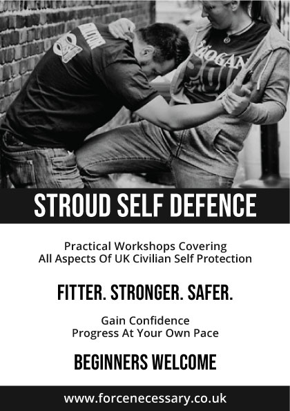 Force Necessary Self Defence
