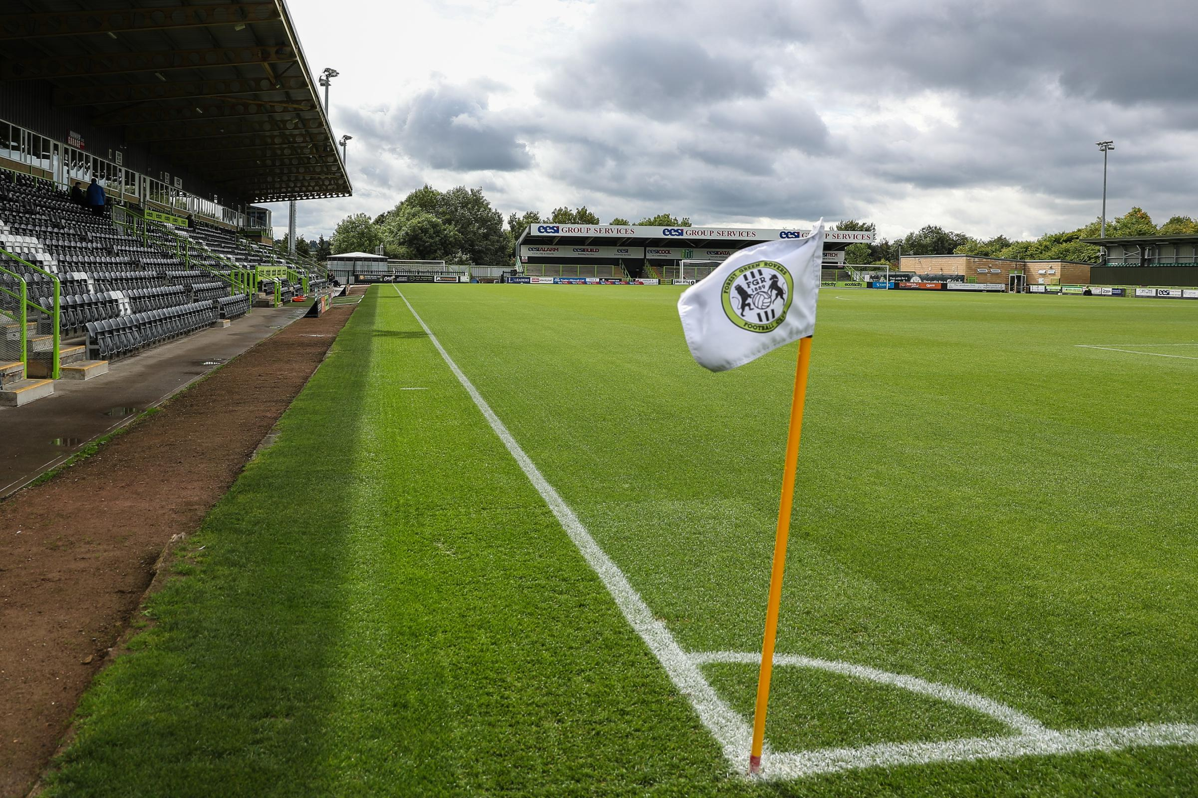 The New Lawn, home of Forest Green Rovers. Picture: Shane Healey