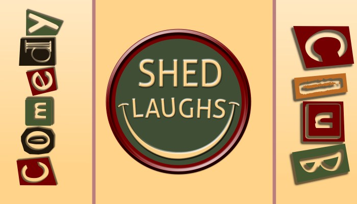 Comedy at the Shed
