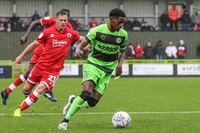 Image result for reece brown forest green