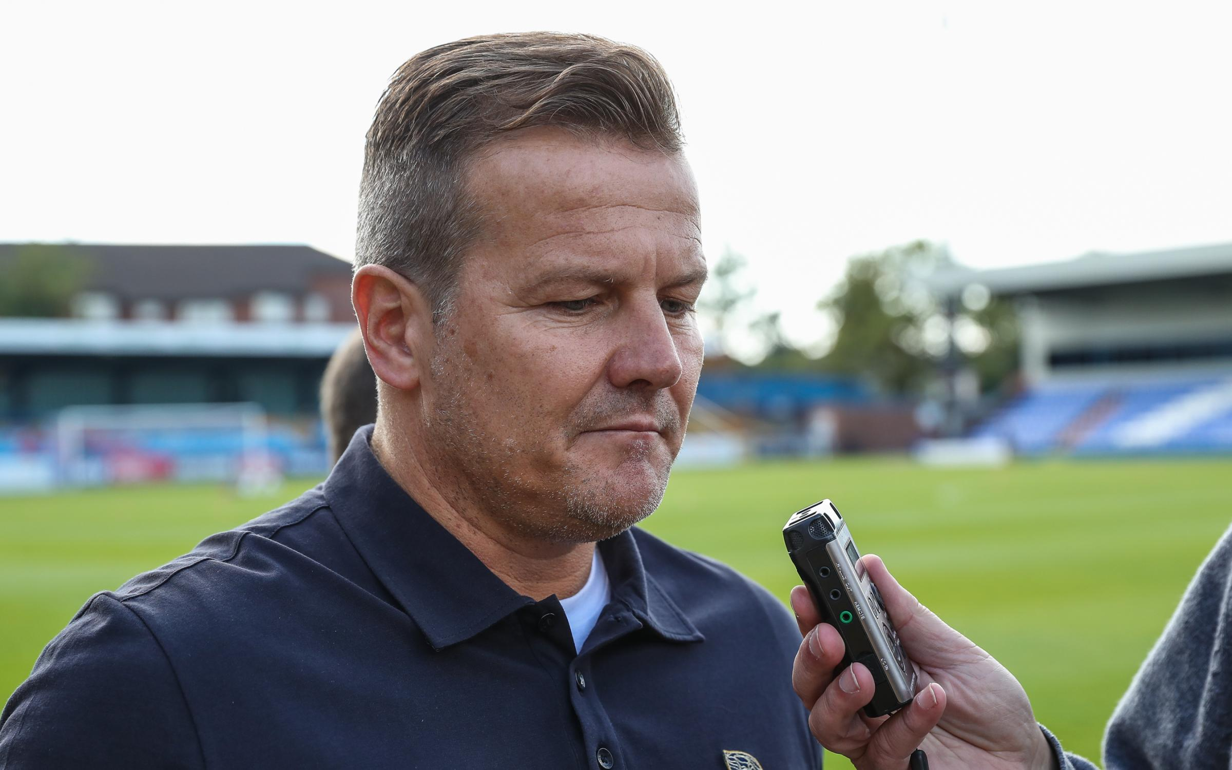 Watch Mark Cooper's pre-Oxford United press conference