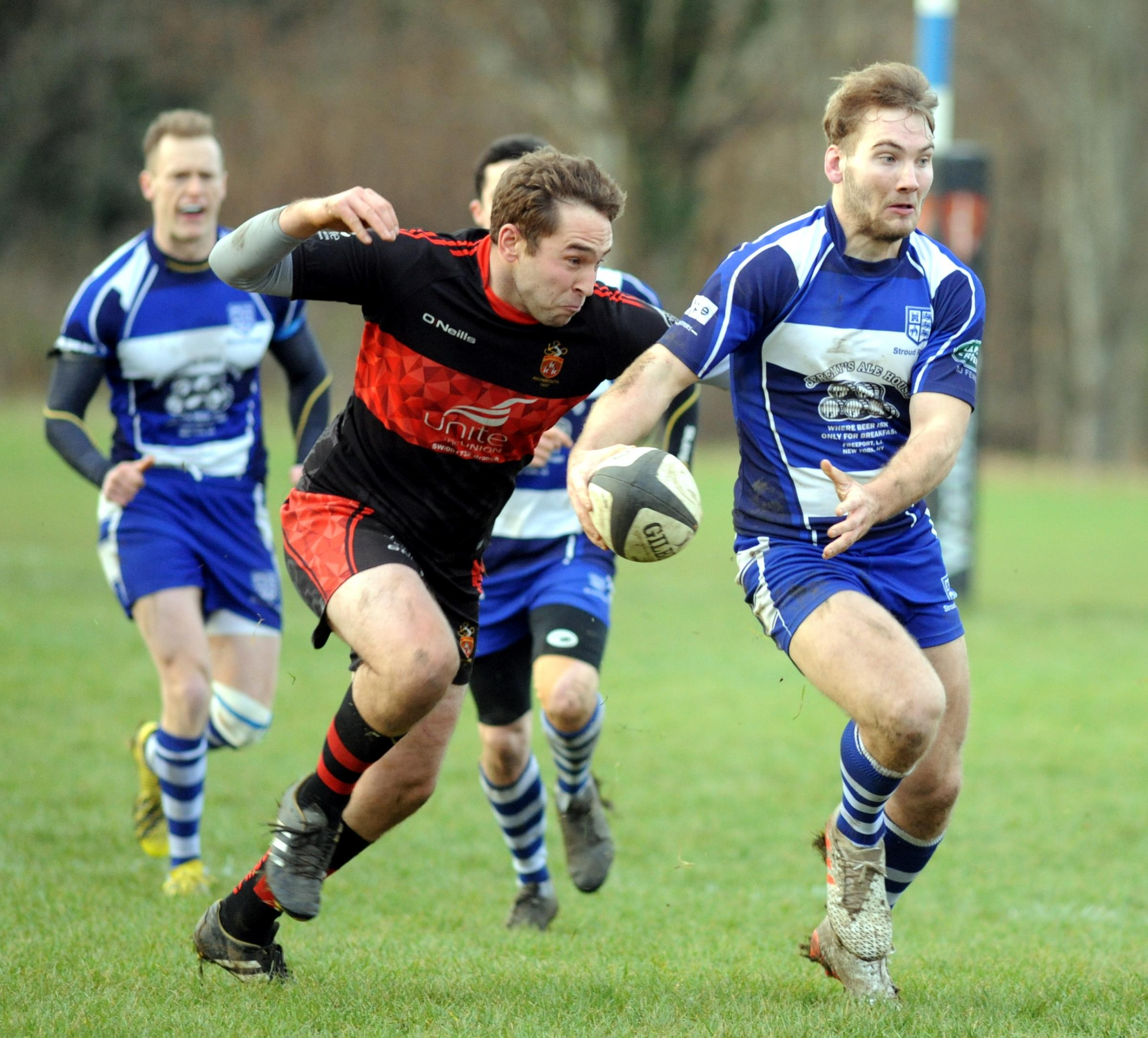 <b>RUGBY</b>: Match abandoned after second-half flare-up | Stroud <b>News</b> ...