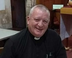 Revd Canon Fr. John Ward (submitted)
