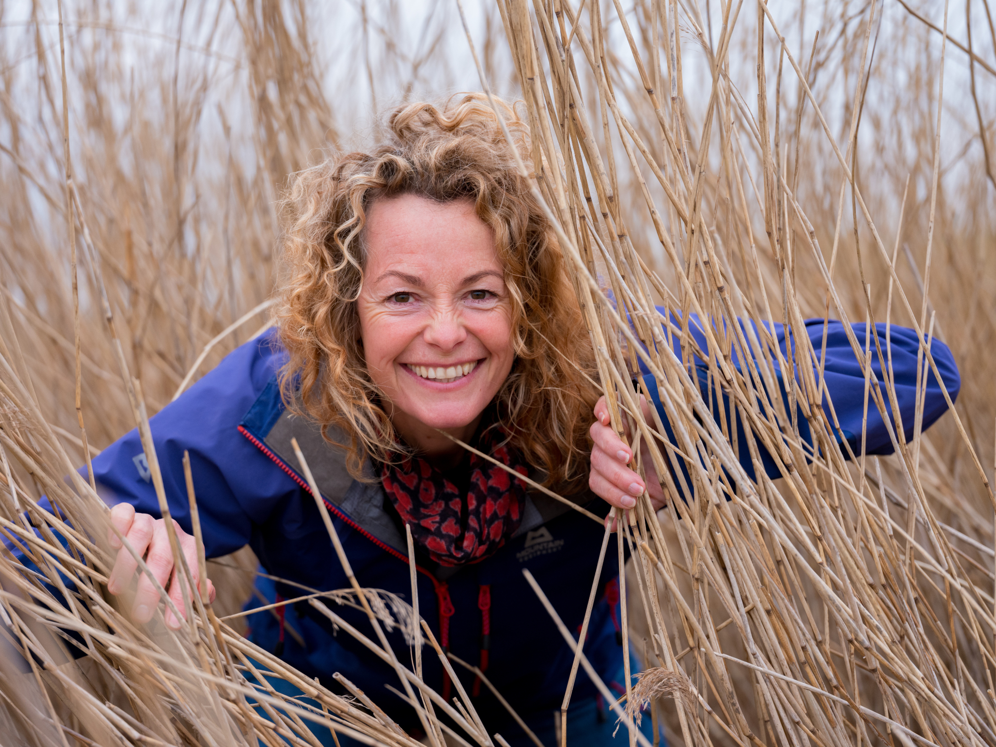 Kate Humble is the new president of wetland conservation charity, WWT.