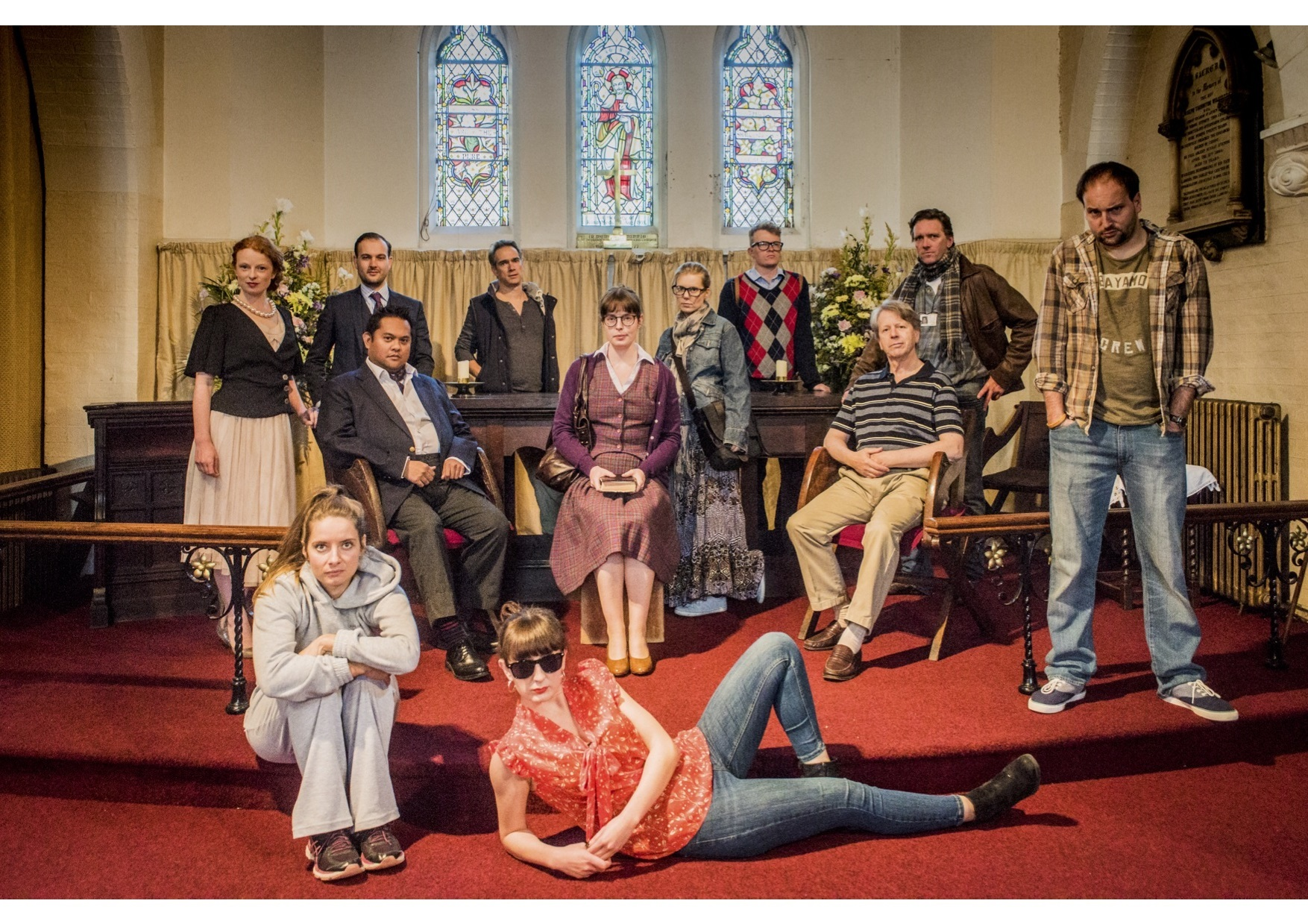 Merry Opera are bringing Messiah to Fairford