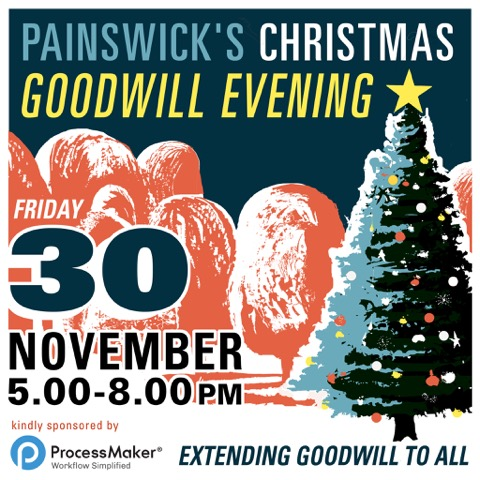 Painswick Goodwill Evening