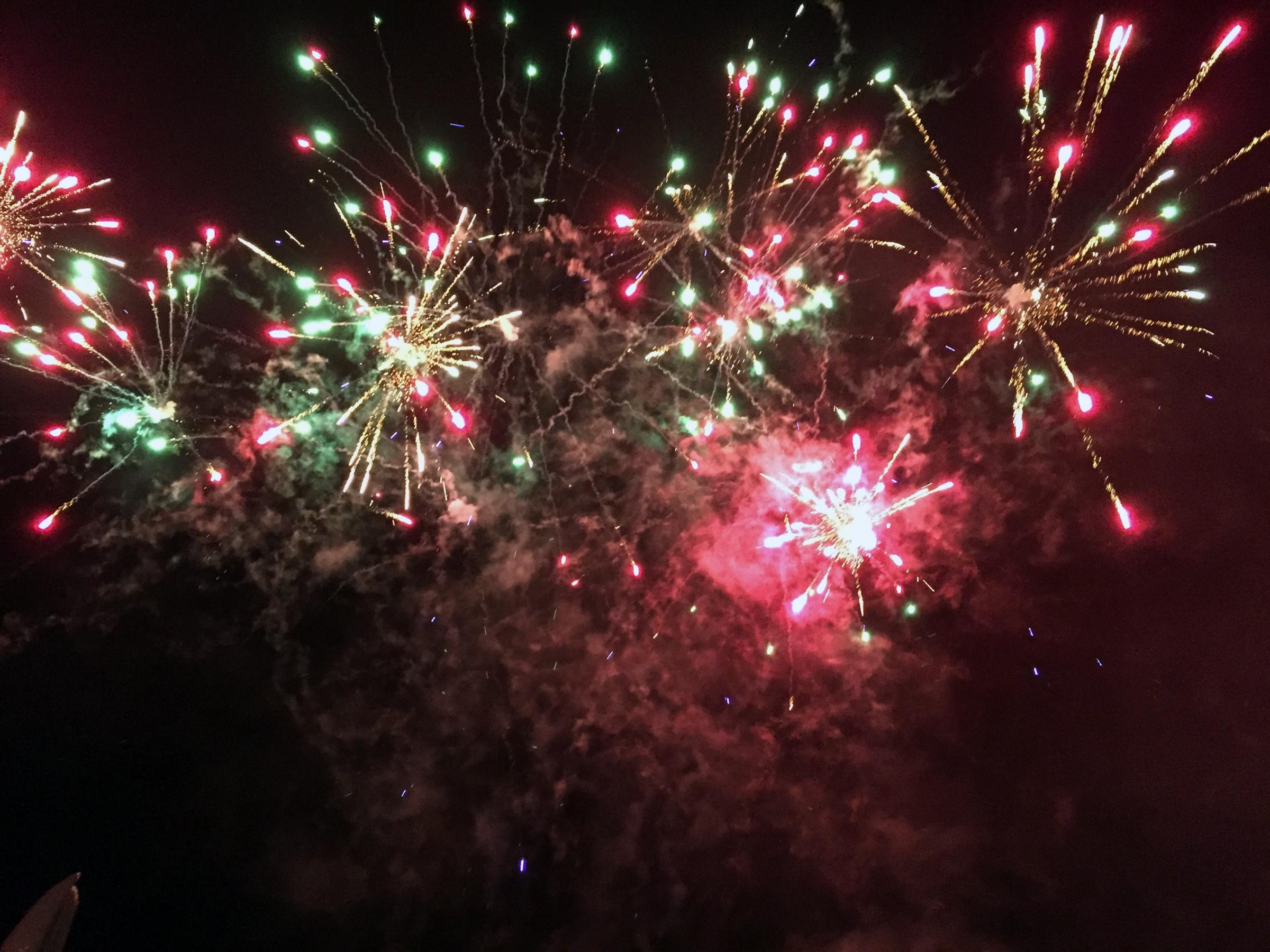Cirencester Roundtable Fireworks is a huge fundraiser