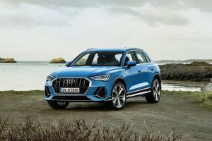 NEW Q3 MAKES ITS MARK