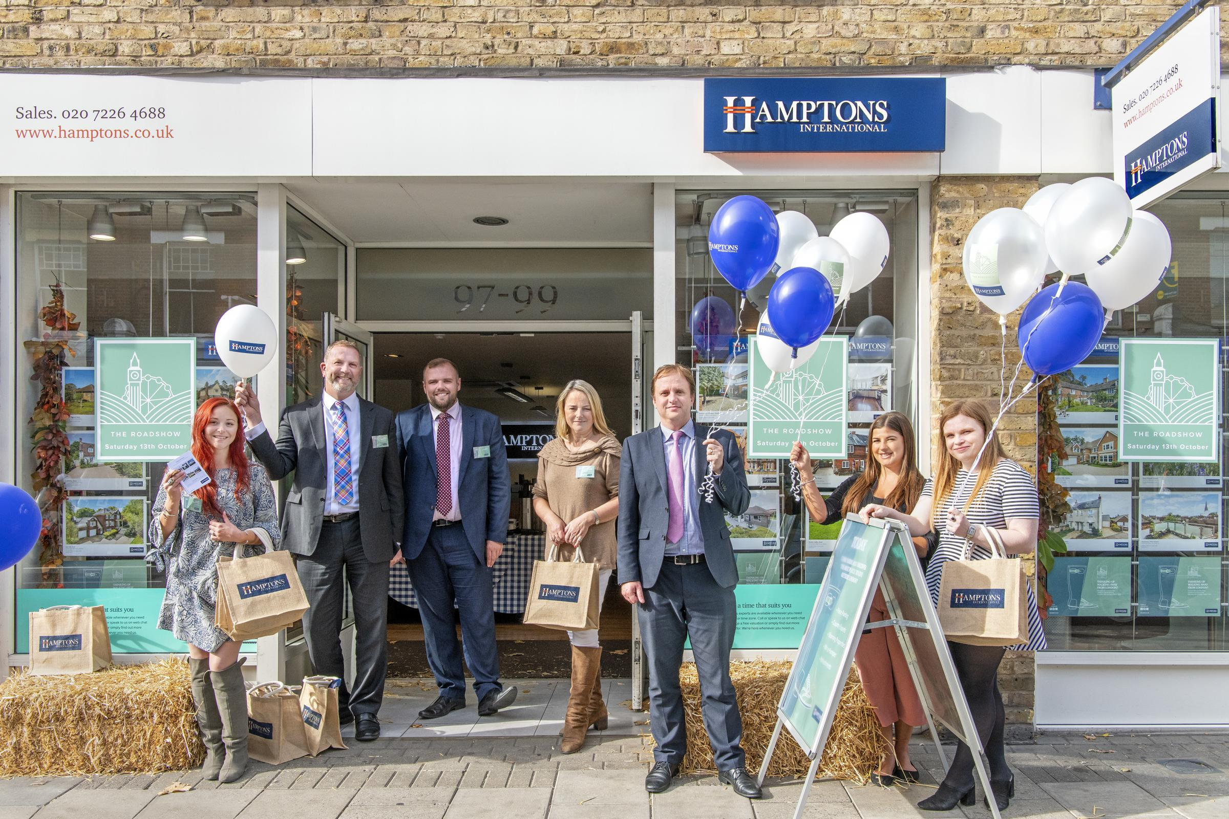 Hamptons International Hosts Annual Country Roadshow