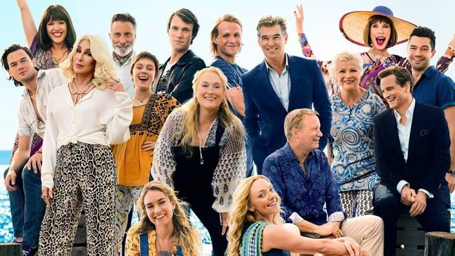 Rural Cinema Mamma Mia 2