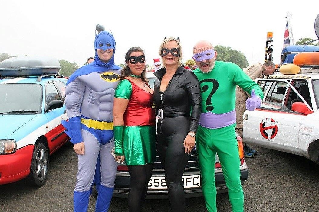 Team Nailsworth take-on 'Europe's craziest' race