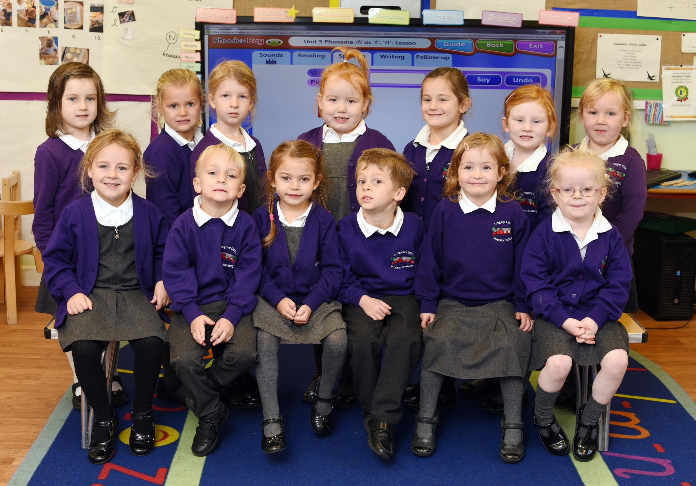 Longney Church of England Primary Academy Reception Class Photos