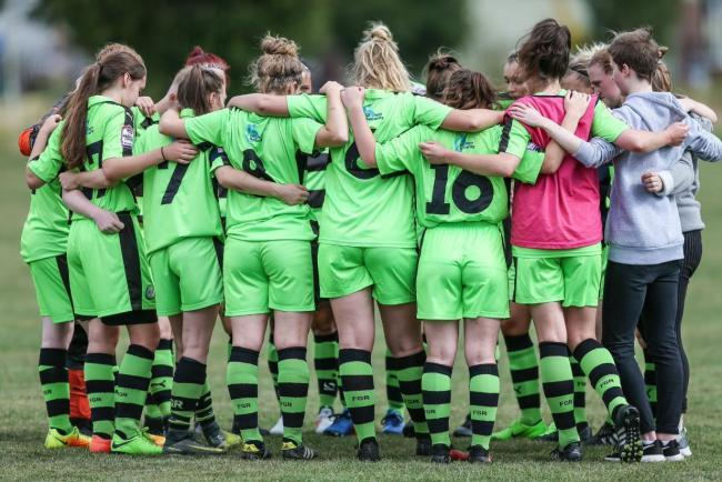 Forest Green ladies narrowly beaten by Ilminster