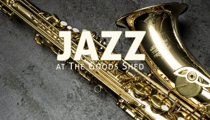 Jazz at the Goods Shed: Fretless 4