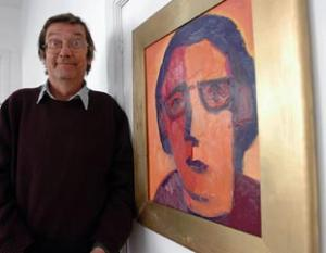 Well-known Horsley artist Anthony Hodge