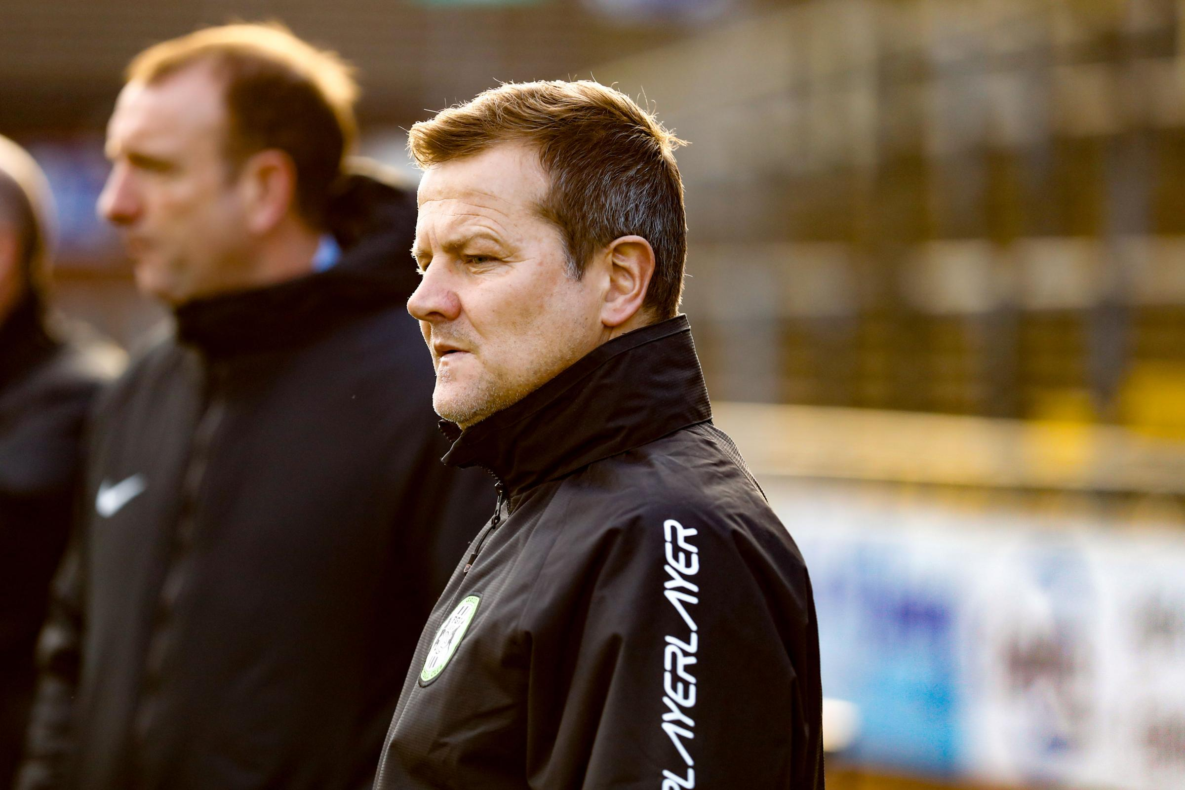 Mark Cooper discusses team selection