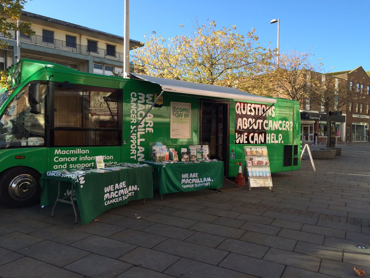 Macmillan Cancer Support Information Service in Moreton-in-Marsh