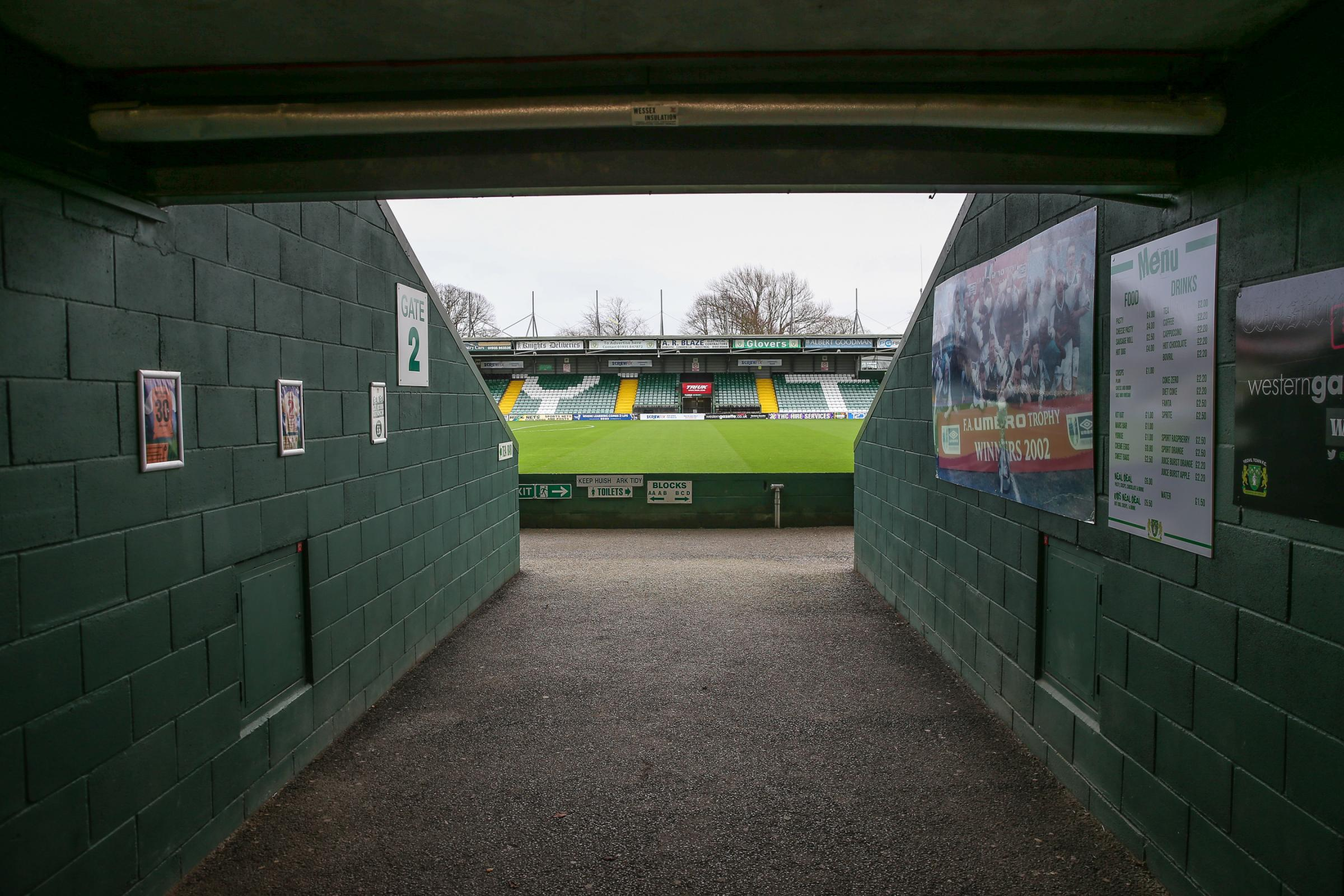 259f440677c Yeovil Town v Forest Green - Live Updates | Stroud News and Journal