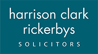 Stroud News and Journal: Harrison Clark Rickerbys Solicitors logo