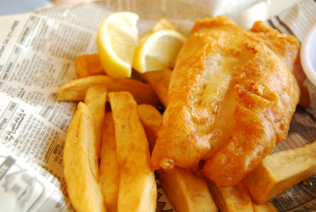 Monthly fish and chip nights could soon be held in Painswick