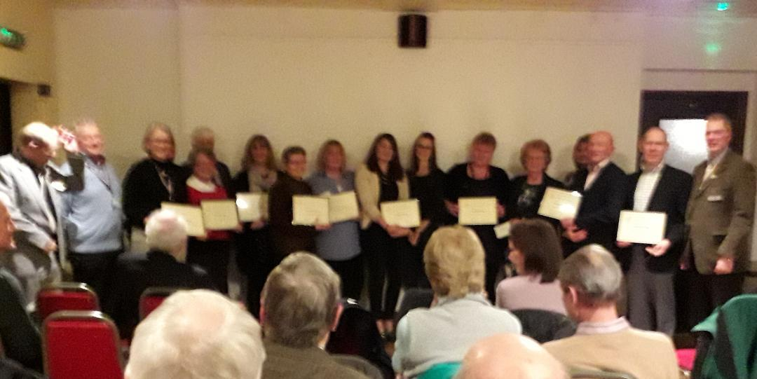 Stroud and Stonehouse Rotary Club Community Awards