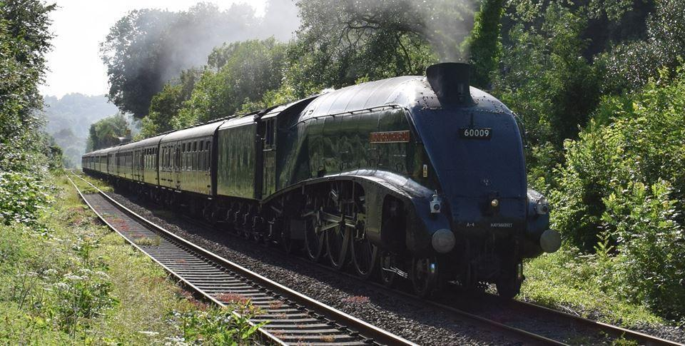 When and where to see this incredible steam train today | Stroud