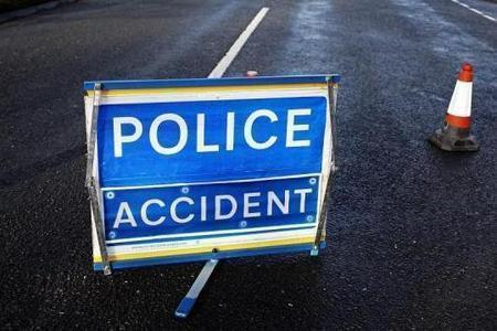 The man in his 20s from Stroud died after the collision