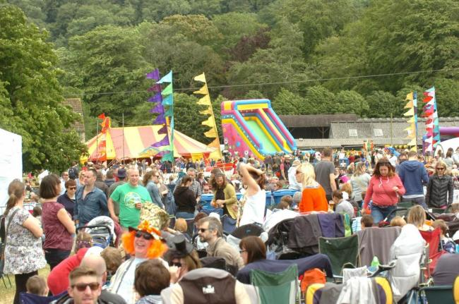 The festival will attract big crowds again this year