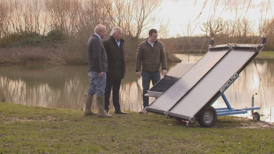 Drought death image inspires Stroud inventor to pioneer seawater-to-drinking water unit