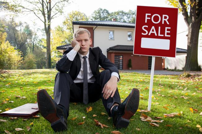 Waiting times for house sales are increasing