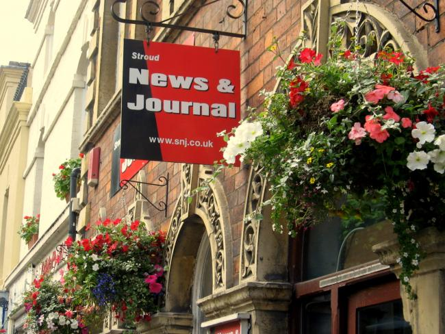 Exciting changes are underway at the Stroud News and Journal