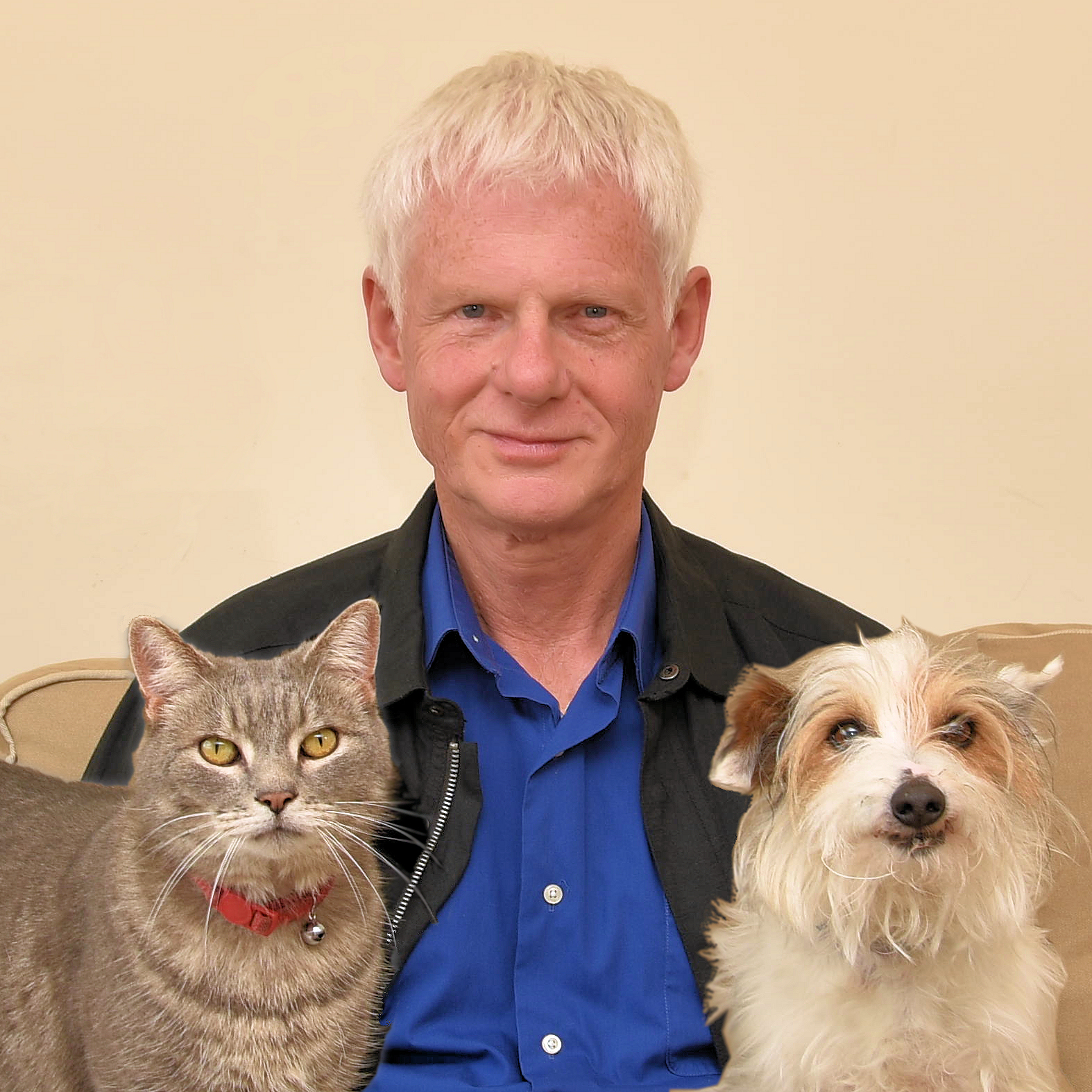 "Nailsworth Festival Dr John Bradshaw ""Animal Behaviour"""