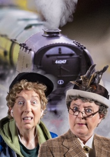 "Nailsworth Festival LipService go off the rails in ""Strangers on a Train Set"""