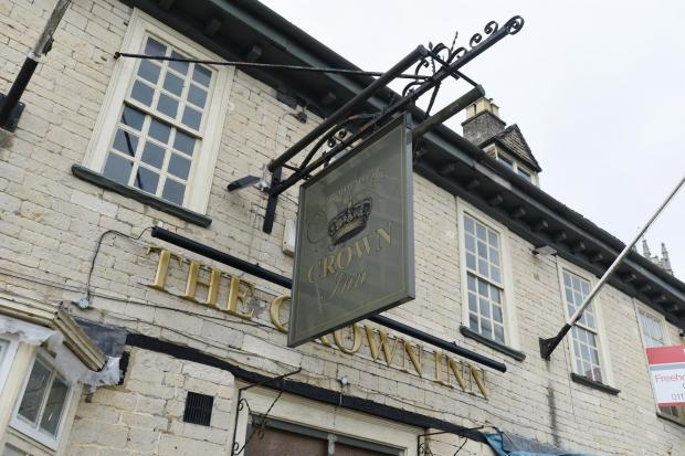 The Crown in Minchinhampton