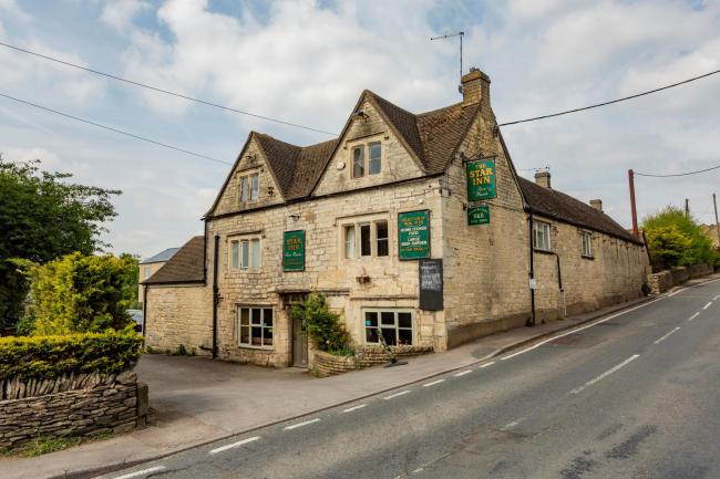 Stroud pub on the market for over £300,000