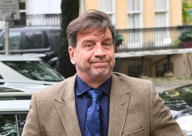 Nick Knowles arrives at Cheltenham Magistrates' Court, Cheltenham. Picture by Ben Birchall/PA Wire
